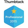 Logo Thumbtack 2015